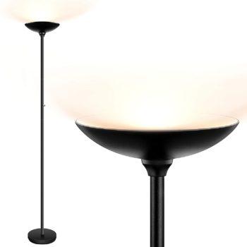 BoostArea Torchiere Floor Lamp