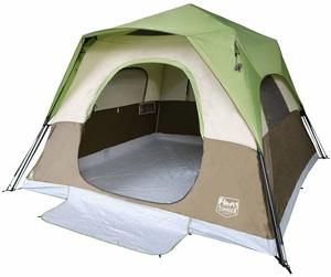 1 Timber Ridge 6-person Instant Cabin Tent
