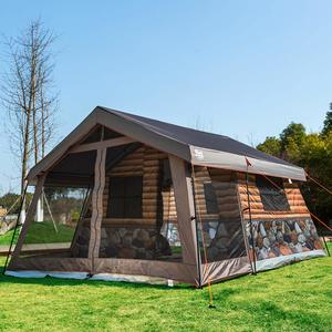 6 Timber Ridge Family Camping Tent