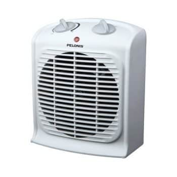 PELONIS HF-0020T Fan Forced Heater for Small Room