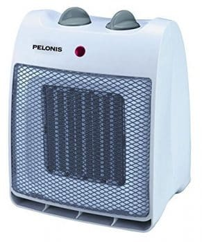 Pelonis NT20-12D Ceramic Safety Furnance