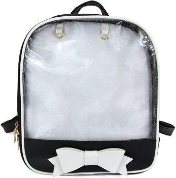 1. SteamedBun Ita Bag Backpack Bowknot