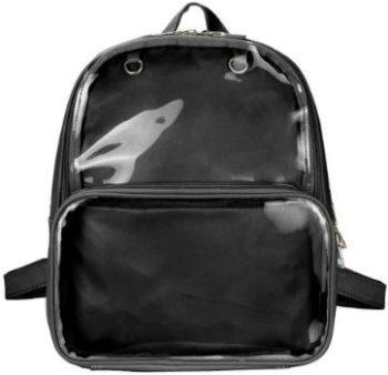 2. SteamedBun Double Window Ita Bag