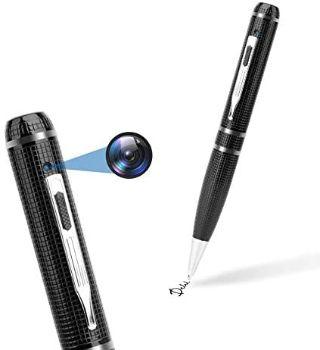 4. FUVISION Spy Pen Camera
