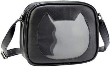 4. SteamedBun Cat Shaped Ita Bag