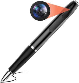 5. Kirababy Spy Pen Camera