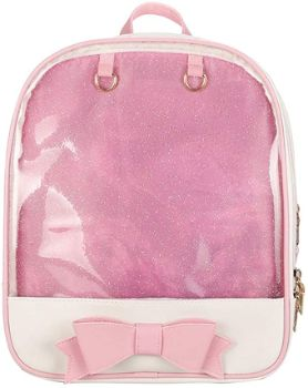 6. Ita Bag Backpack with Bowknot Design