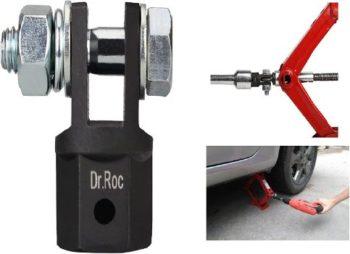 8. Dr.Roc Scissor Jack Adapter, Scissor Jack Drill Adapter