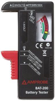 6. AMPROBE - 3473003 BAT-200 Battery Tester