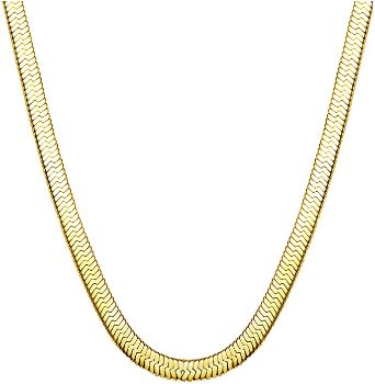 3. Jstyle Stainless Steel Necklace