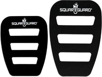 5. SquareGuard Pocket Square Holder (2 Pack)