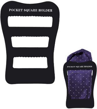 6. Pocket Square Holder for Men
