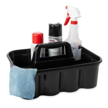 9. Rubbermaid Deluxe Carry Caddy