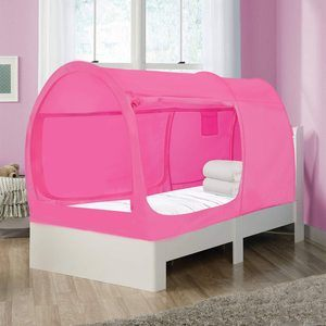 #1. Alvantor Starlight Bed Tent
