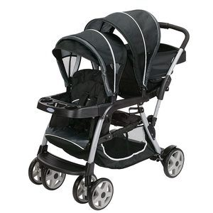 # 1. Graco Ready2Grow LX Double Stroller