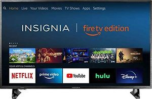 1. Insignia NS-32DF310NA19 32-inch Smart HD TV