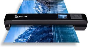 10 ClearClick Portable Scanner Wand