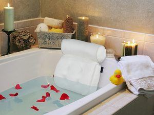 #10. Regal Bazaar Spa Bath Pillow