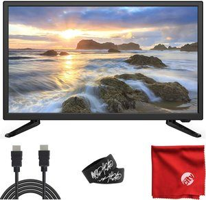 10. Sansui 24-Inch 720p HD LED Smart TV (S24P28DN)