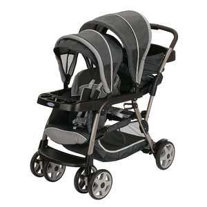 # 2. Graco Ready2Grow LX Stroller