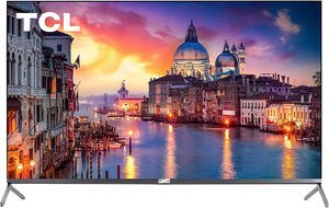 2. TCL 55 Class 6-Series 4K UHD QLED Smart TV