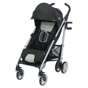 # 3. Breaze Click Connect Stroller