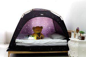 #4. CAMP 365 Indoor Bed Tent
