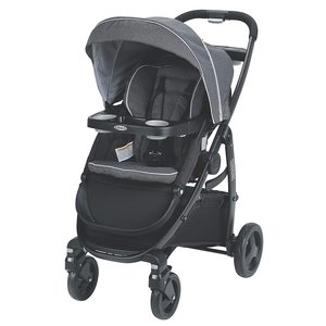 # 4. Click Connect Stroller