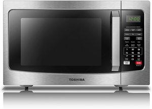 #4. Toshiba oshiba EM131A5C-SS Microwave Oven