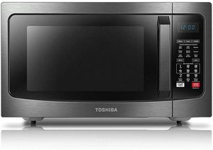 #6. Toshiba microwave toasters oven combo