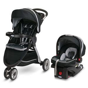 # 7. Fast Action Graco Strollers