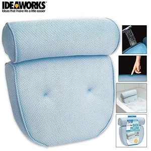 #8. Jobar International Bath Pillow