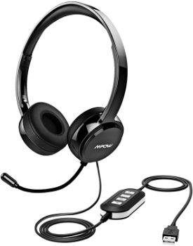 2. Mpow 071 USB Headset