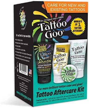 #2. Tattoo Goo Aftercare Kit