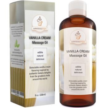 #3. HONEYDEW Edible Vanilla Erotic Massage Therapy Oils