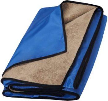 #3. TEEHOME Waterproof Blanket