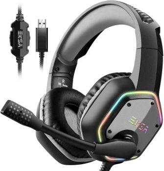 6. EKSA PC Gaming Headset