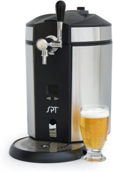 #6. SPT BD-0538 Mini kegerator & Dispenser