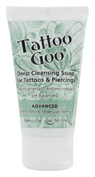 #6. Tattoo Goo Deep Cleansing Soap for Tattoos