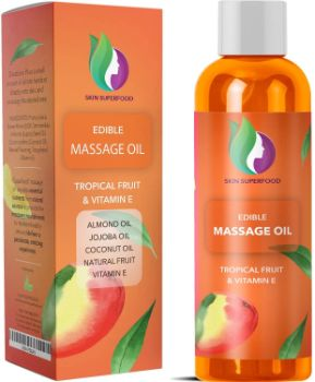 #9. HONEYDEW Natural Massage Oils